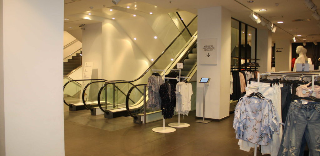 H&M-Filiale Hannover