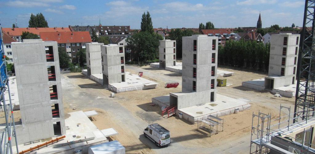 üstra-Siedlung Hannover - Architekt: MOSAIK architekten bda