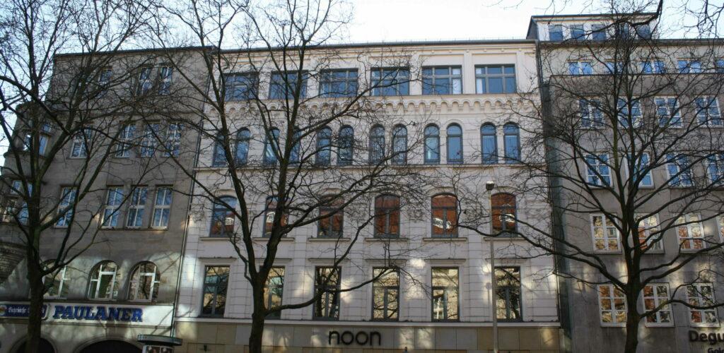 Wohn- und Geschäftshaus Theaterstraße, Hannover