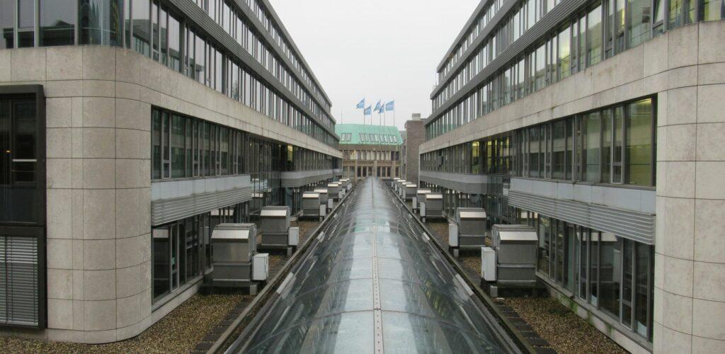 Europapassage Hamburg