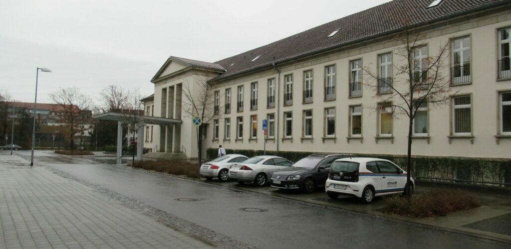 Niedersächsische Staatskanzlei, Hannover