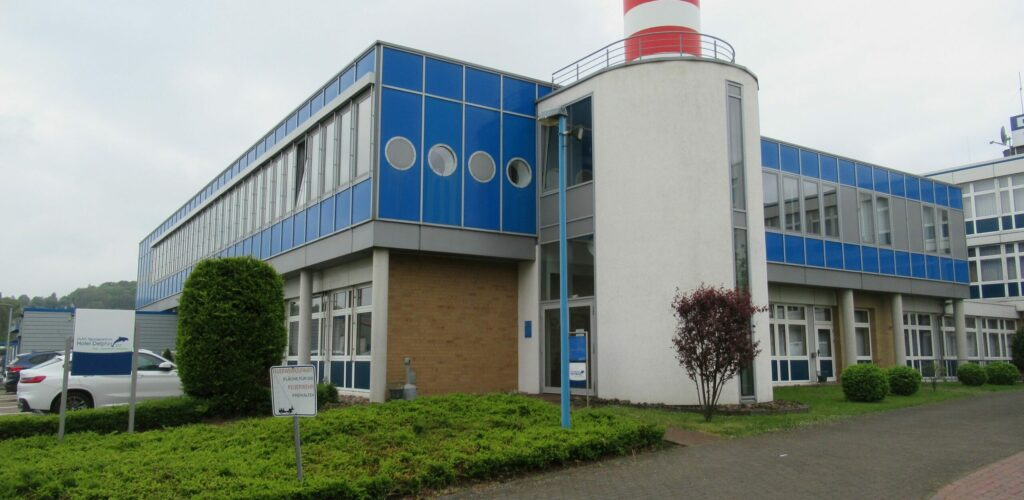Bundesgeschäftsstelle der Deutschen Lebens-Rettungs-Gesellschaft e.V. (DLRG), Bad Nenndorf