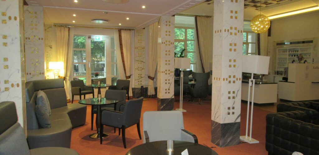 Hotel Steigenberger, Bad Pyrmont