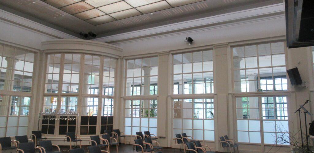 Wandelhalle des Niedersächsischen Staatsbads, Bad Pyrmont