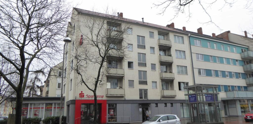 Wohn- und Geschäftshaus Hildesheimer Straße, Hannover